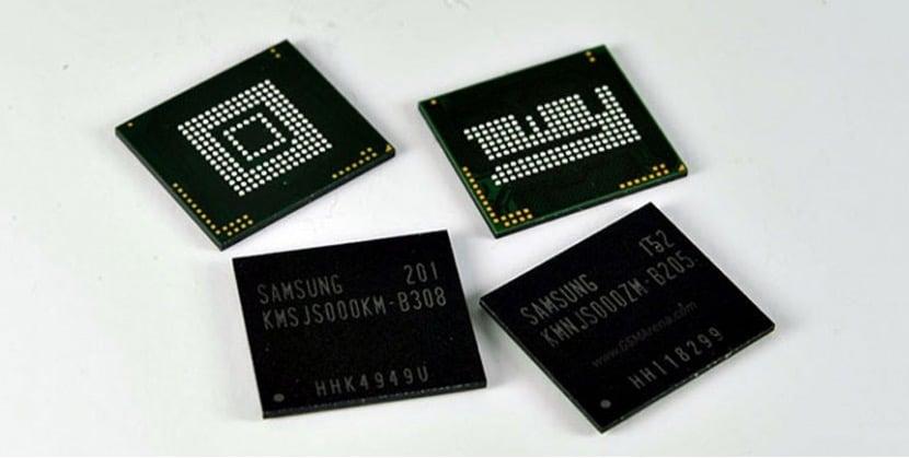 memoria RAM para smartphone