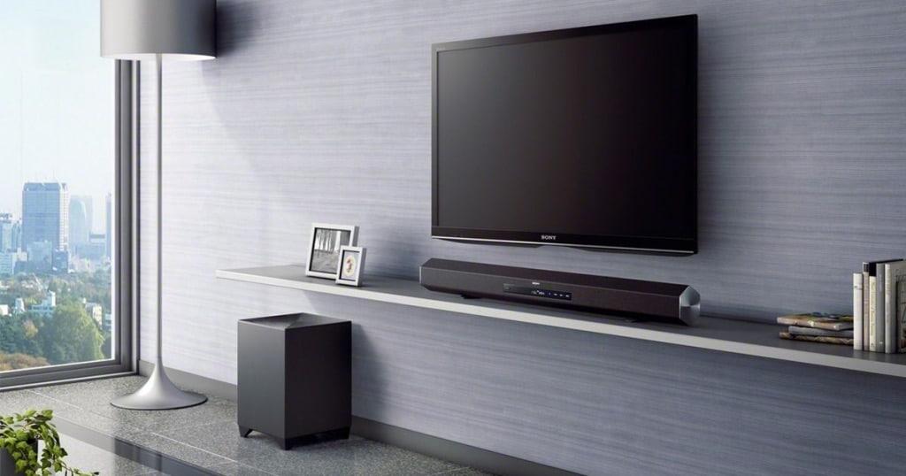 Smart TV con buen sonido