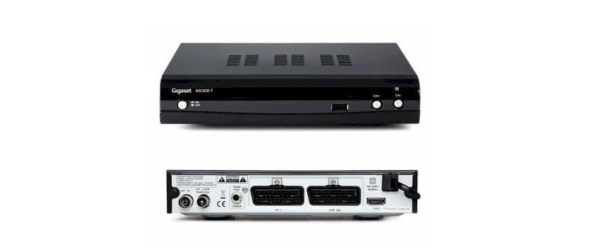 TDT con HDMI