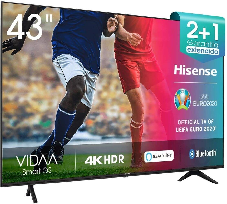 Existen TV Hisense de multitud de tamaños
