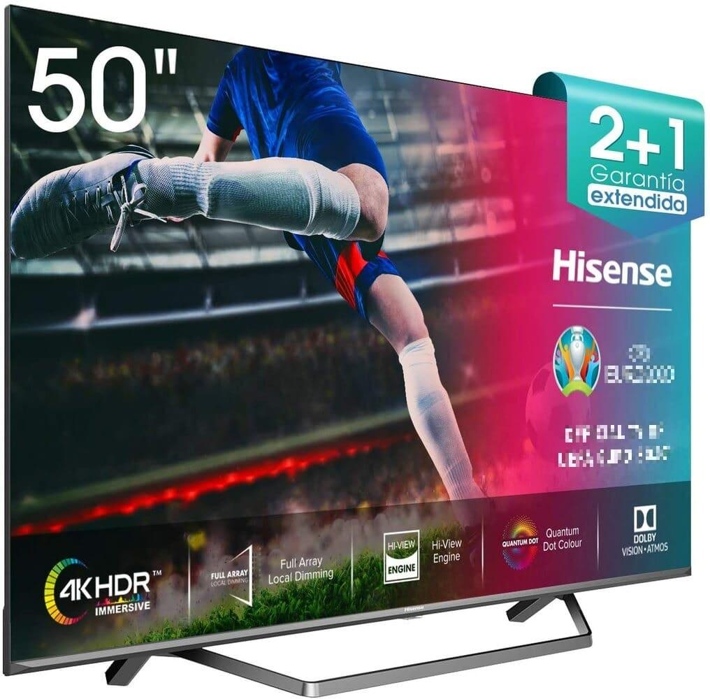 Las TV Hisense tienen una relación calidad precio excelente