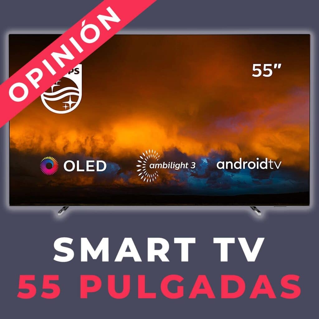 TV 55 pulgadas