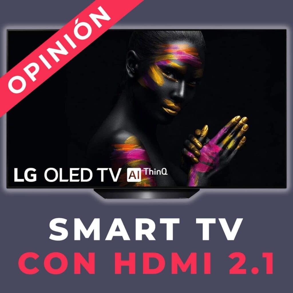 smart tv con hdmi 2.1
