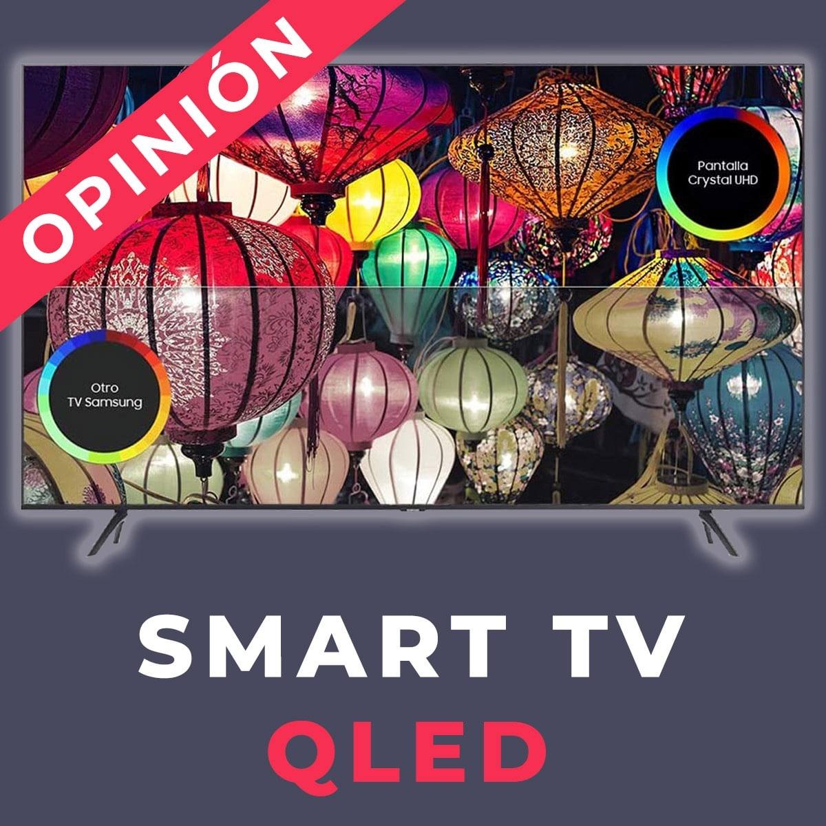 smart tv qled