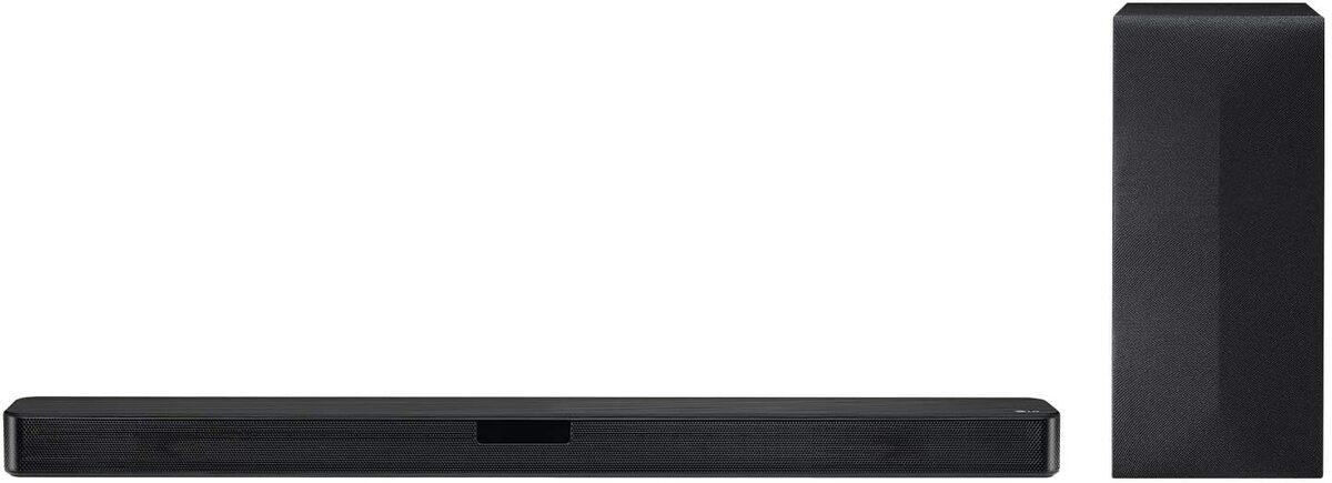 barra de sonido perfecta para televisores LG