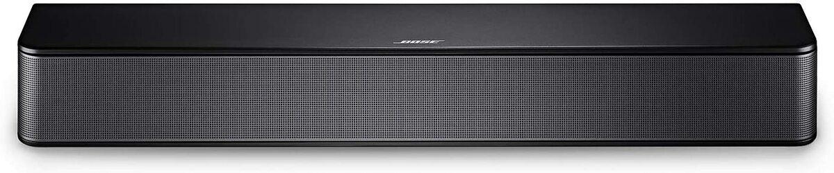 Las barras de sonido de la marca Bose están muy reconocidas