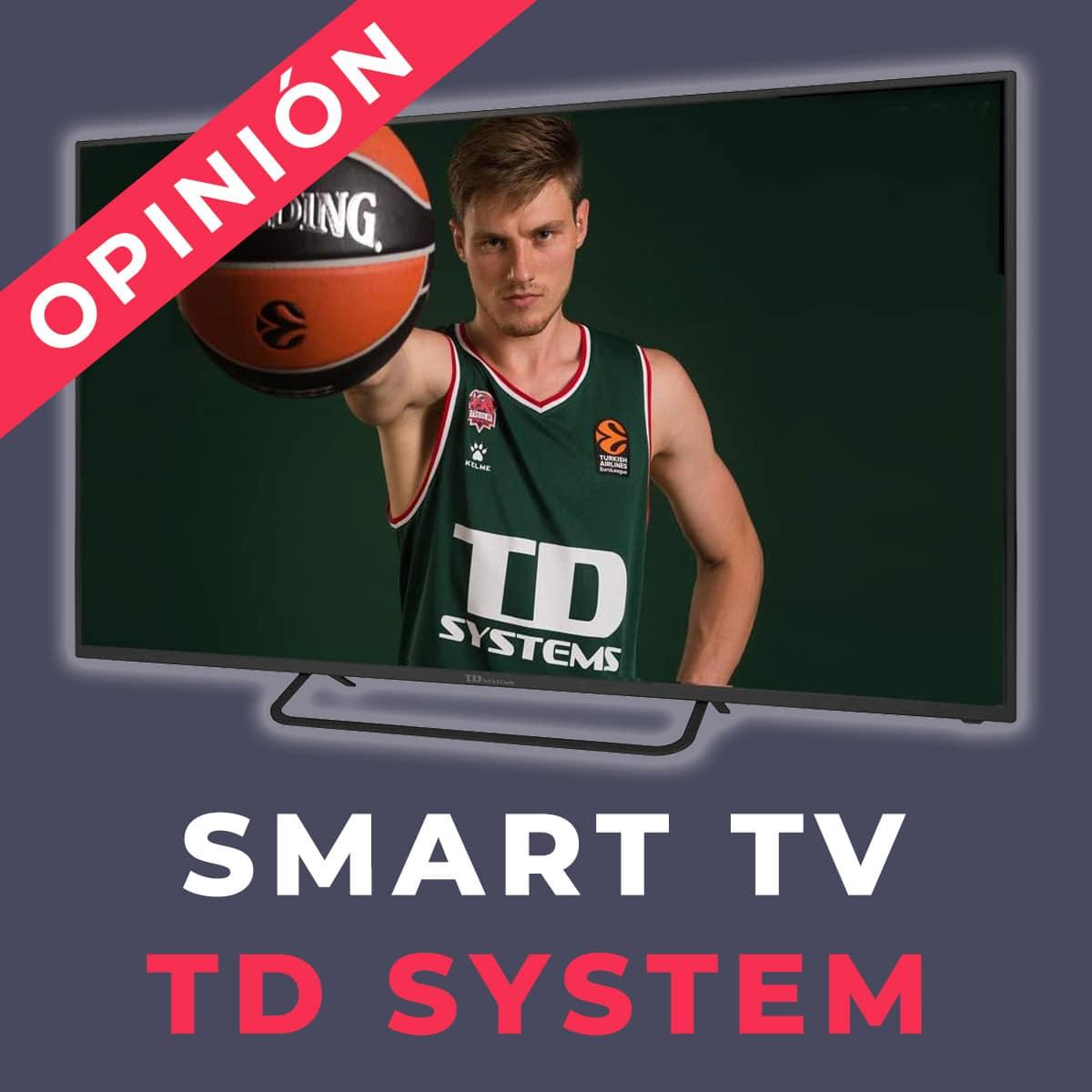 smart tv td system