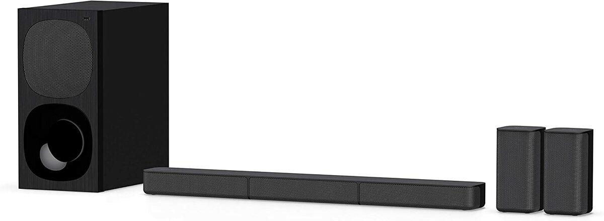 Tipos de barras de sonido Sony