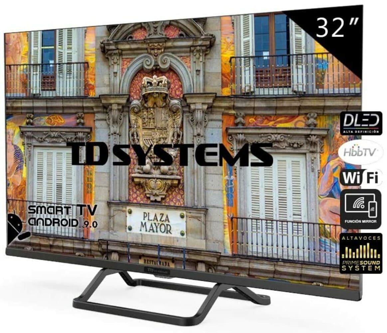 Las mejores TV TD System