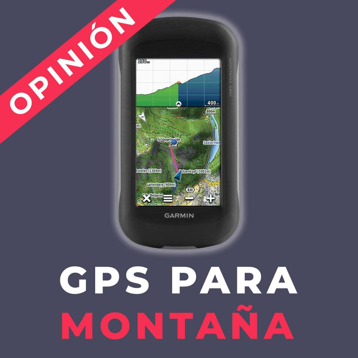 gps montaña