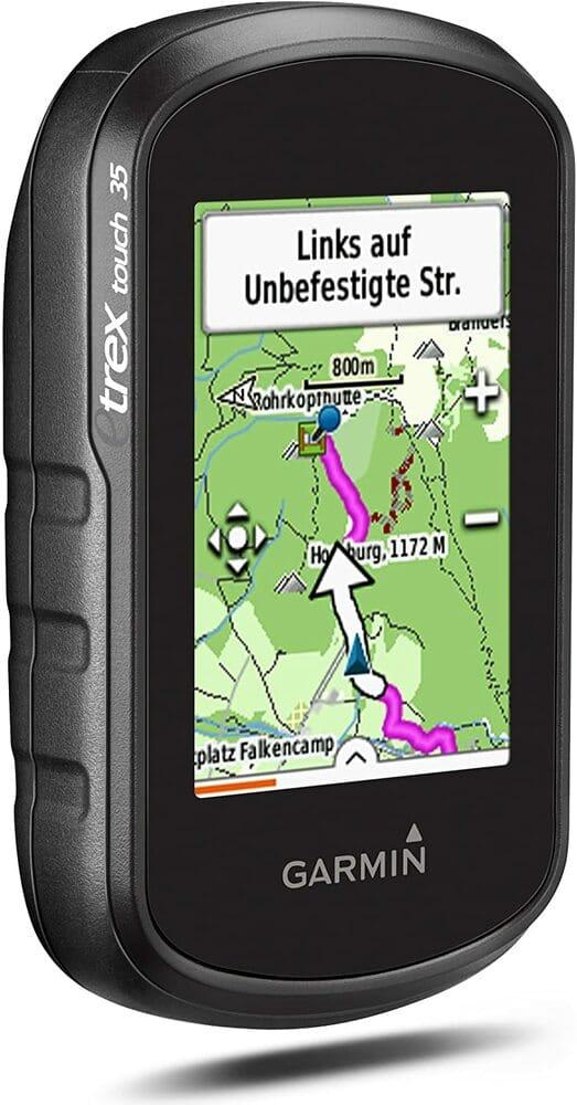 GPS para bicicleta con mapas