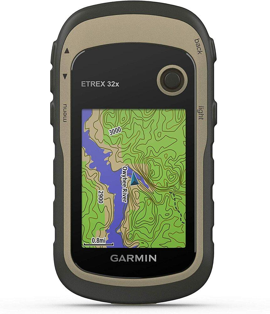 GPS de montaña resistente