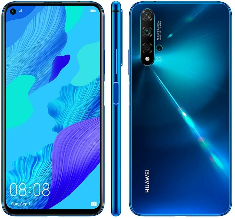 Tecnología de los móviles Huawei