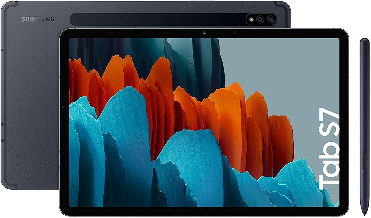 Tablet Samsung barata
